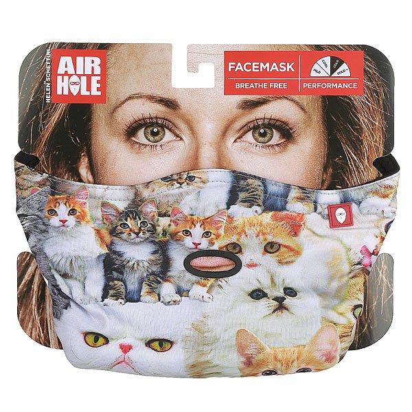 Маска Airhole Standard 2 Layer Meow
