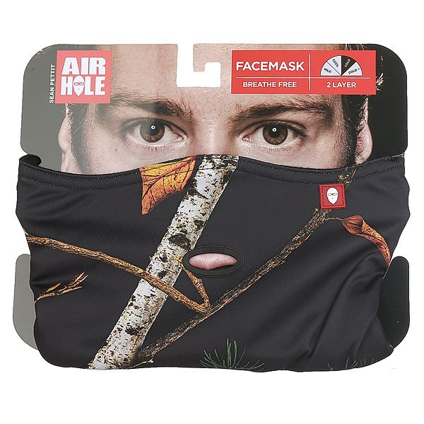 Маска Airhole Standard 2 Layer Night Camo