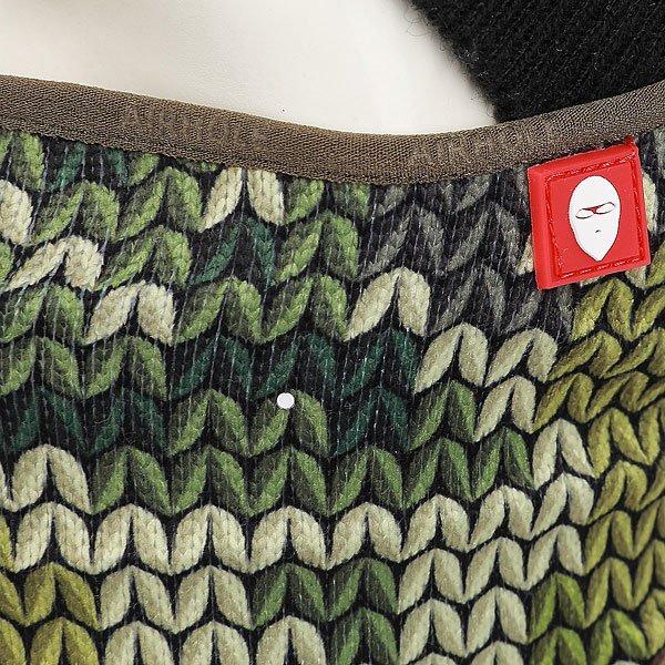 Маска Airhole Airtube Ergo Sweater Foiliage Camo