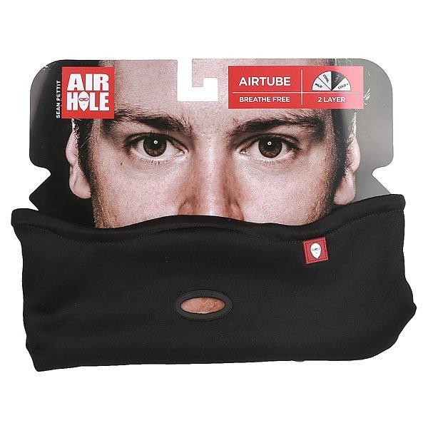 Маска Airhole Airtube Cinch 2 Layer Black