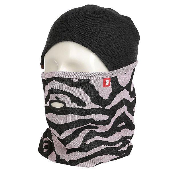 Маска Airhole Airtube Ergo Featherlite Zebra