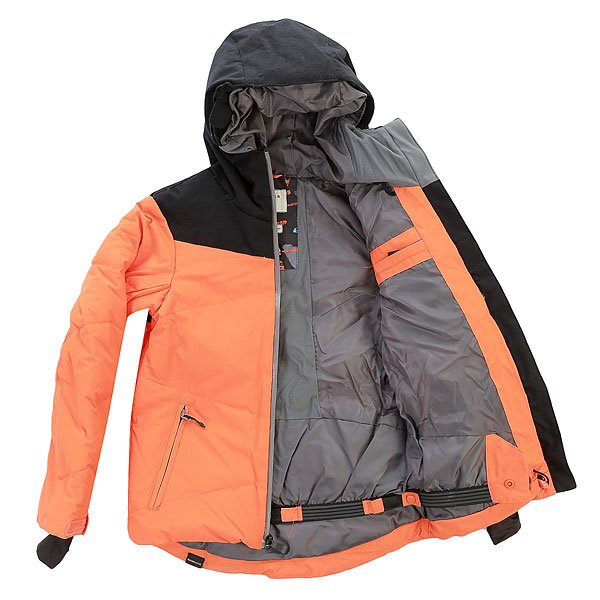 Куртка детская Quiksilver Ultimate Flame
