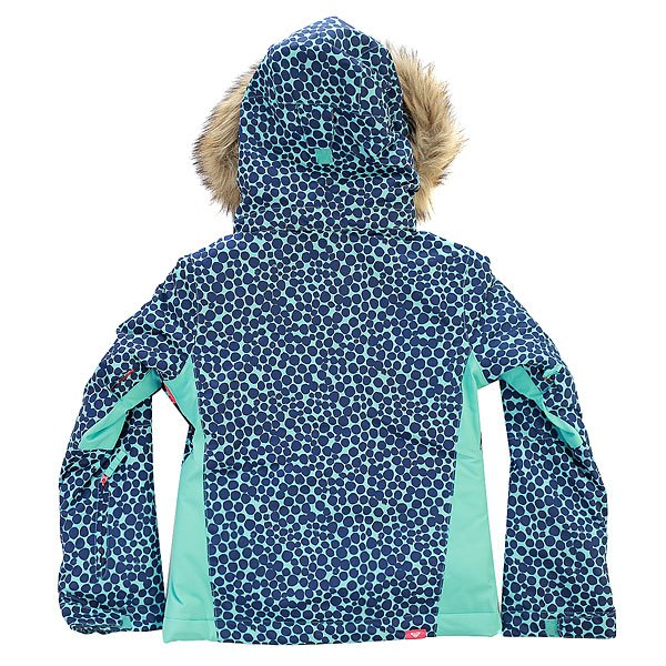 Куртка детская Roxy Jetty Ski Irregular Dots Teeni