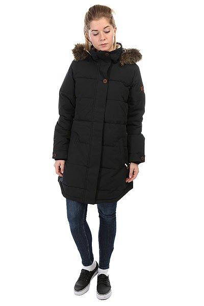 Куртка парка женская Roxy Ellie True Black