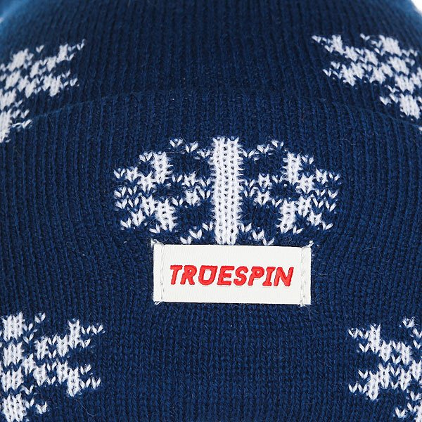 Шапка TrueSpin Ts Flakes Blue