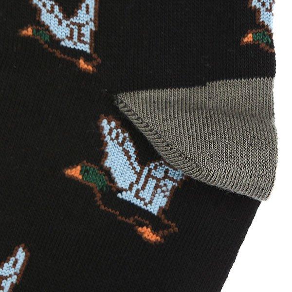 Носки средние Запорожец Дичь Черный