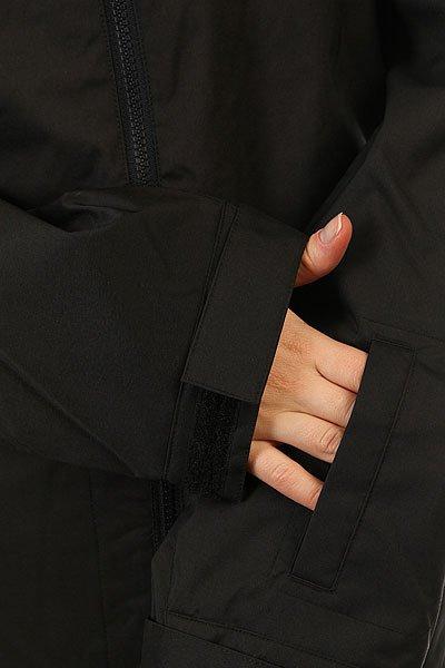 Куртка женская DC Shoes Delinquent Black