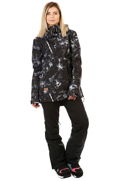 Анорак сноубордический женский DC Shoes Skyline Tie Dye