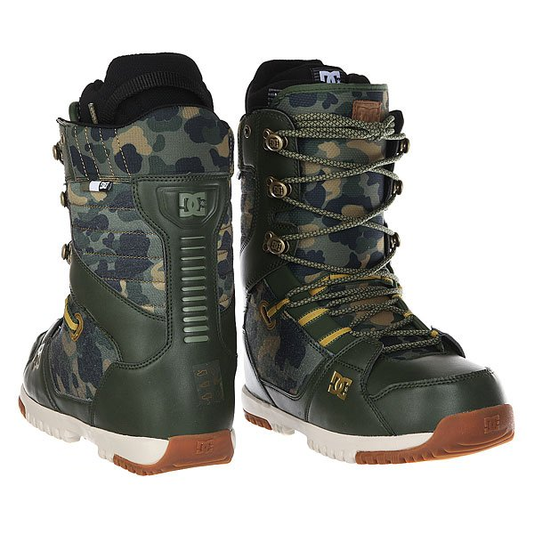 Ботинки для сноуборда DC Mutiny Camo