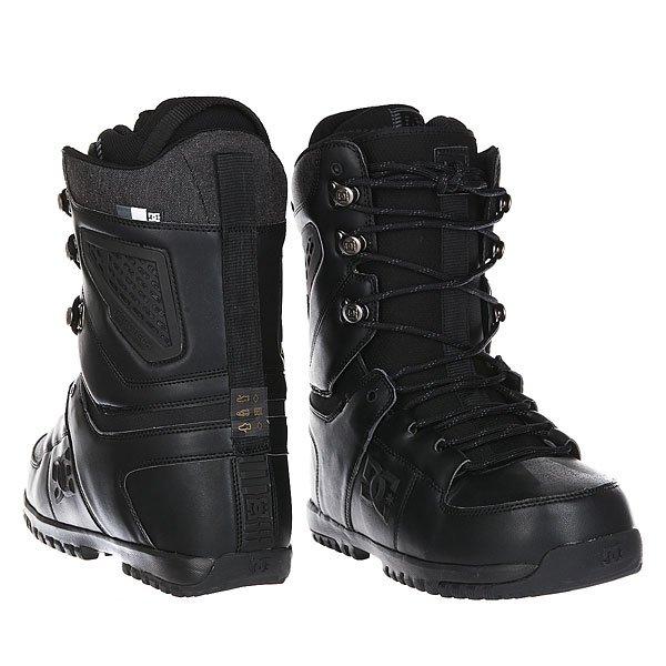 Ботинки для сноуборда DC Lynx Black