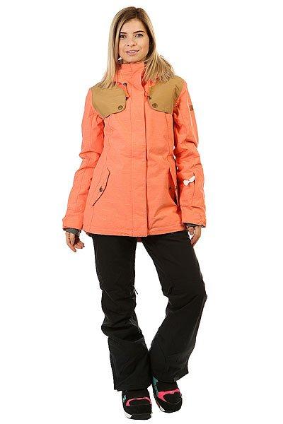 Куртка женская Roxy Lodge Camellia