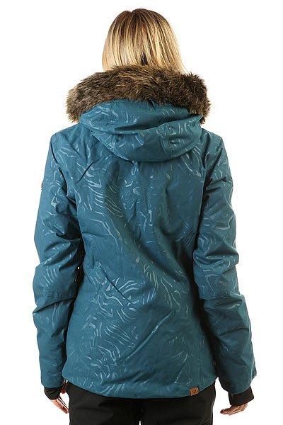 Куртка женская Roxy Jet Ski Prem Legion Blue