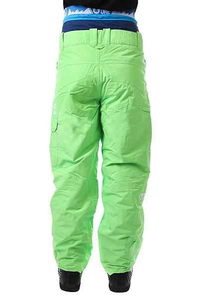 Штаны сноубордические Picture Organic Door Green