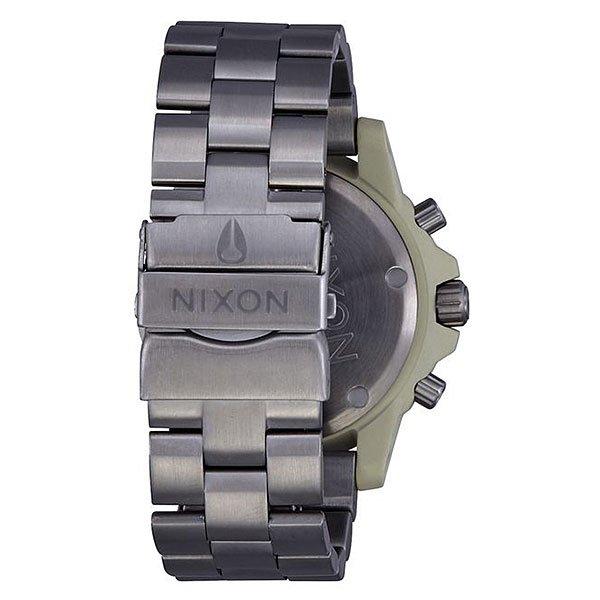 Кварцевые часы Nixon Ranger Chrono Sage/Gunmetal