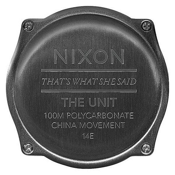 Электронные часы Nixon Unit Teal Fade
