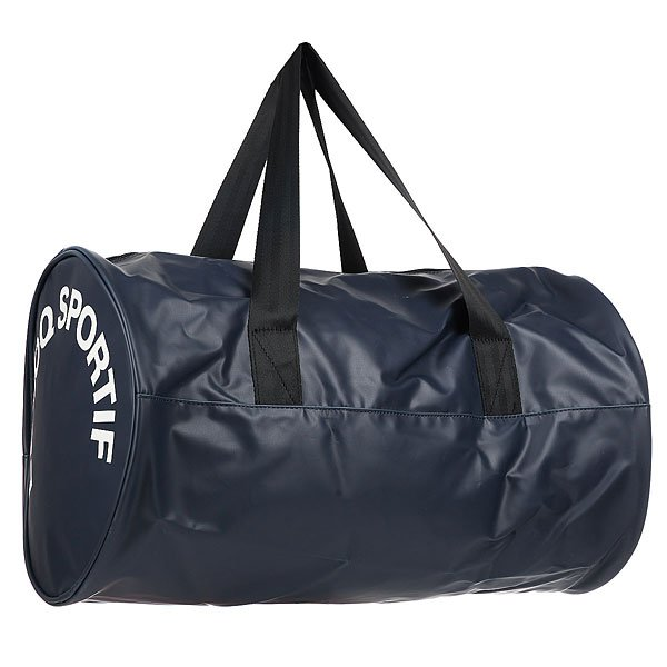 Сумка спортивная Le Coq Sportif Oling Barrel Bag Dress Blues/Black