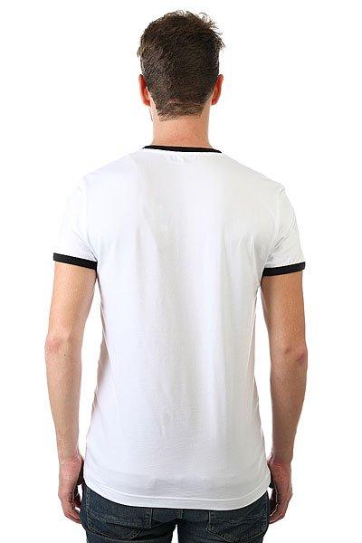 Футболка Le Coq Sportif Palavi N°2 Optical White