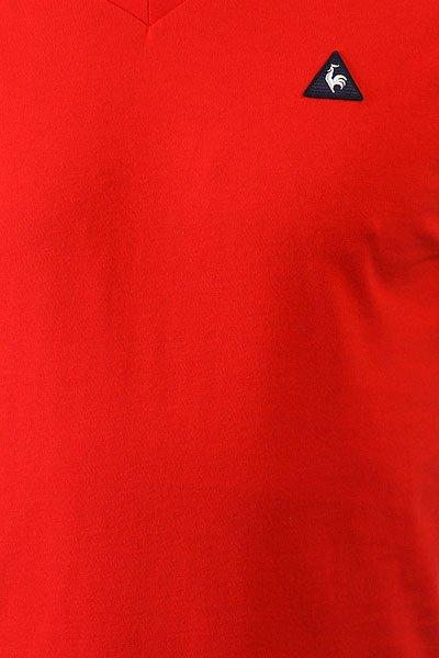 Футболка Le Coq Sportif Sarno Pur Rouge