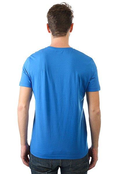 Футболка Le Coq Sportif Tdf Fan N°7 Middle Blue