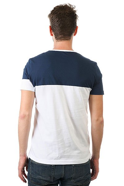 Футболка Le Coq Sportif Merrela Dress Blues/Optical White