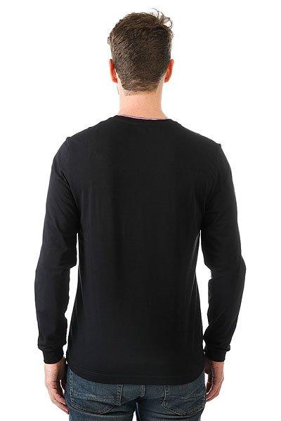 Лонгслив Le Coq Sportif New Lauzet Black