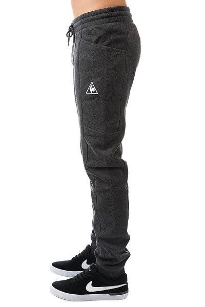 Штаны спортивные Le Coq Sportif Pant Bar Slim Br Dark Heather Grey