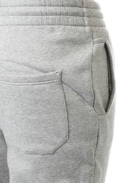 Штаны спортивные Le Coq Sportif Pant Bar Tapered Br Light Heather Grey