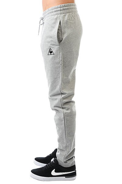 Штаны спортивные Le Coq Sportif Pant Bar Regular Light Br Light Heathe