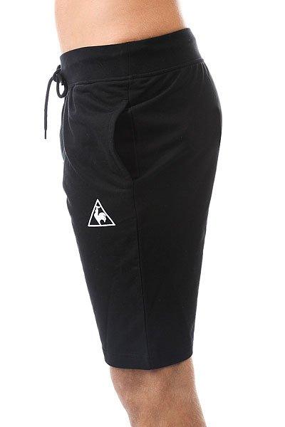 Шорты классические Le Coq Sportif Pant Bar Short Black