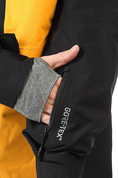 Куртка Quiksilver Tr Exhibition Cadmium Yellow