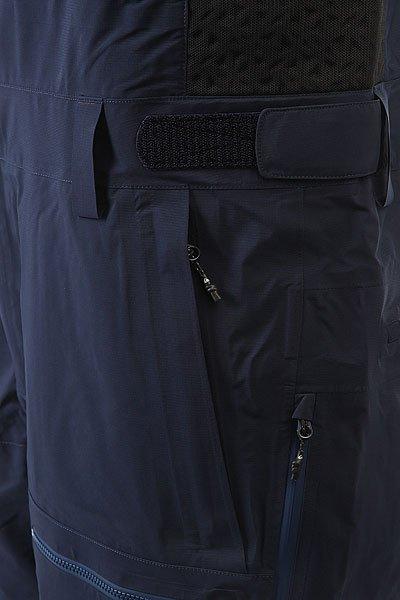 Комбинезон сноубордический Quiksilver Altostratus Navy Blazer
