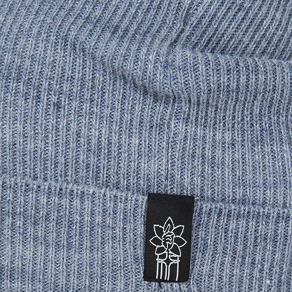 Шапка Damn Classic Jeans Grey