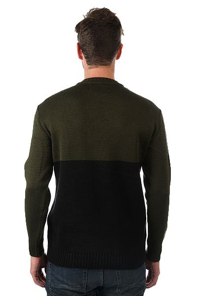 Свитер Anteater Sweater Black Haki