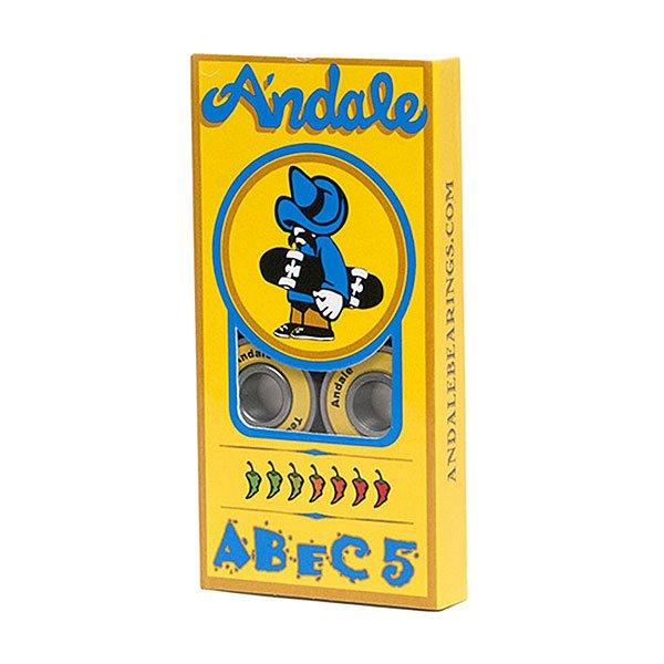 Подшипники Andale Abec 5 Yellow