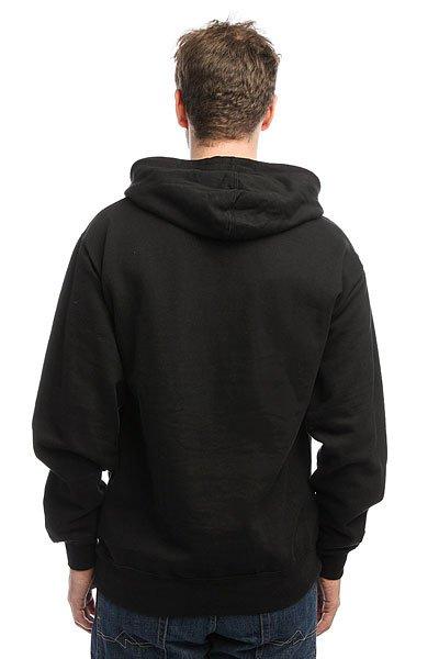 Толстовка кенгуру Osiris Fleece Hood Regal Black