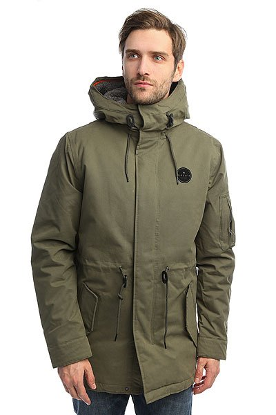 Куртка парка Rip Curl Park Anti Jacket 3680 Dusty Olive