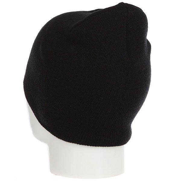 Шапка носок Les Ff Daily Black