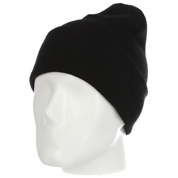 Шапка носок Les Ff Fold Black