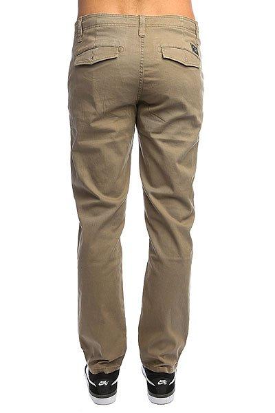 Штаны прямые Rip Curl Frame Pant Covert
