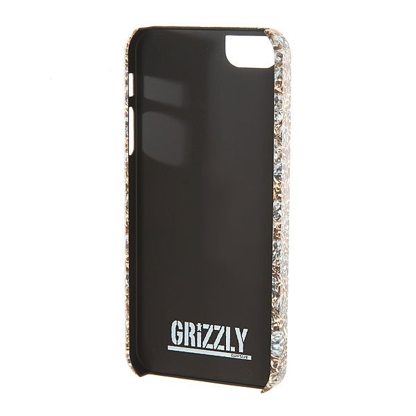 Чехол для iPhone 5s Grizzly Bear Iphone Case Gold