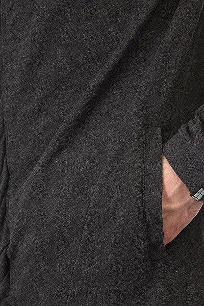 Толстовка классическая Insight Uneven Jersey Hoodie Carbon Marle