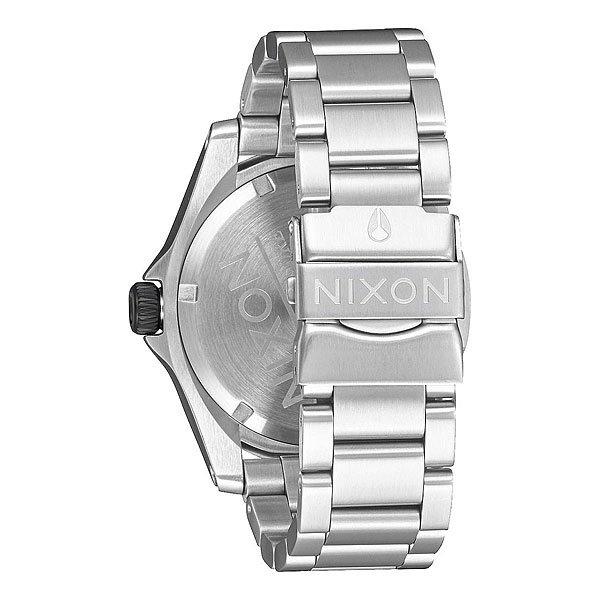 Кварцевые часы Nixon Descender Black/Multi