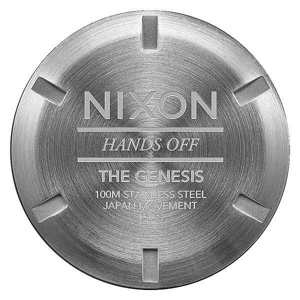 Кварцевые часы Nixon Genesis White
