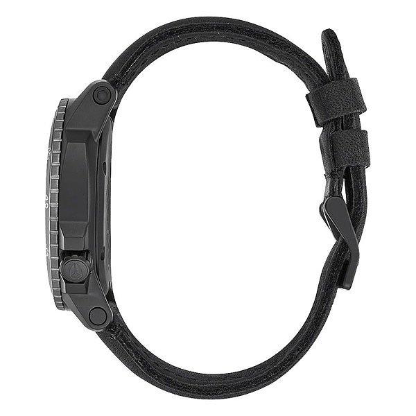 Кварцевые часы Nixon Ranger Leather All Black/Multi