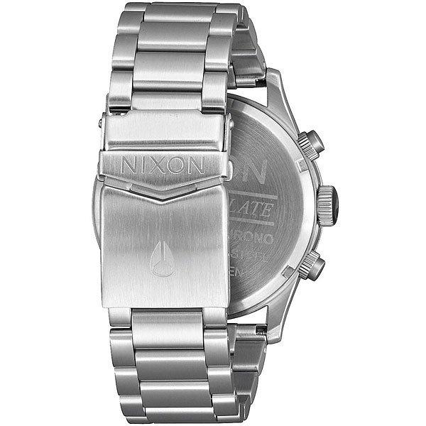 Кварцевые часы Nixon Sentry Chrono Purple