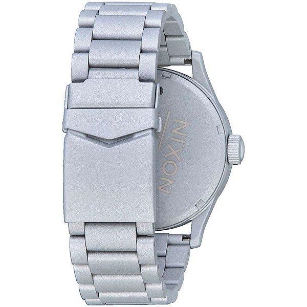 Кварцевые часы Nixon Sentry Ss Silver Cerakote