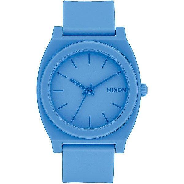 Кварцевые часы Nixon Time Teller P Matte Periwinkle