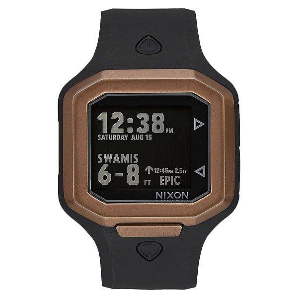 Электронные часы Nixon Ultratide Antique Copper/Black