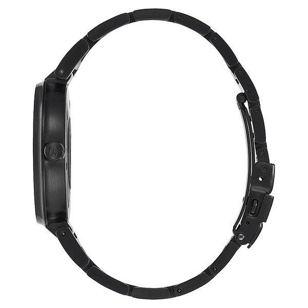 Кварцевые часы женские Nixon Chameleon Black/Navy