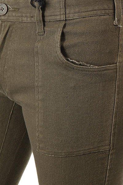 Штаны прямые Fallen Military Pant Dark Olive